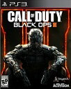 PS3 Call of Duty Black Ops III 【アジア版】