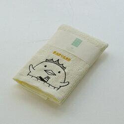 バリィさん刺繍フェイスタオル...:at-home:10719227