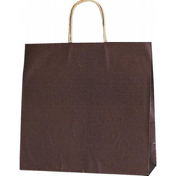 【E】紙袋 カラー無地 (SS)[焦茶] #3276806