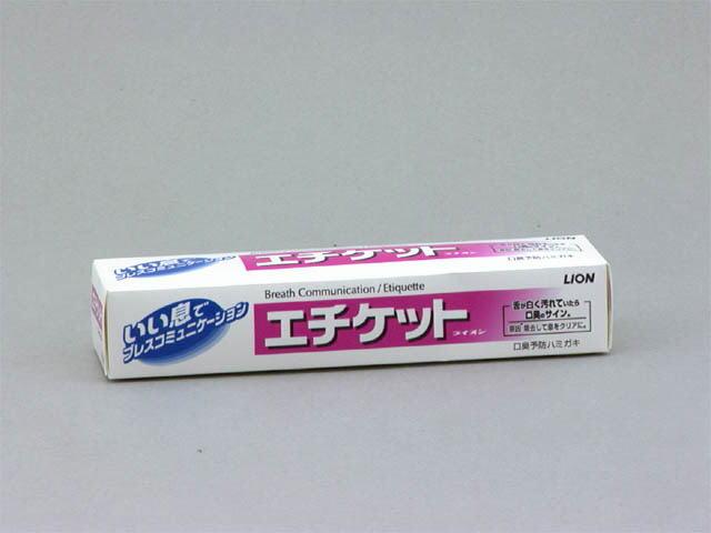 【ハミガキ特売】ライオン エチケットライオン40...の商品画像