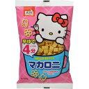 【12袋セット】日本製粉 オーマイ 早ゆで HELLO KITTY ハローキティ マカロニ 150g×12個セット ( 4902170251731 )