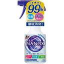ライオン LION トップ ナノックス NANOX 衣類 布製品の除菌 消臭スプレー 本体 350ml(4903301292074)