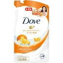 ユニリーバ ダヴ Dove ボディ ウォッシュ オレンジ&ティアラフラワー さっぱり保湿 つめかえ用 360g
