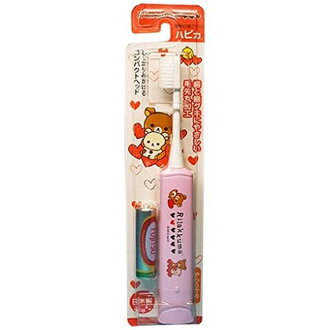 用電動牙刷電池與 rilakkuma 最低最低哈爾粉紅色 DB-5 P (RK) N (牙刷電動牙刷) (4961691104490)