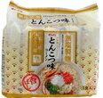 麵類 - イトメン 無塩製麺 香ばしとんこつ味×6個セット (4901104133075)