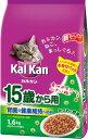 KD28 カルカンドライ 15歳から用 かつおと野菜味 1.6Kg (4902397819837)