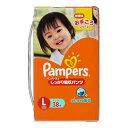 【3個で送料無料】P&G パンパース しっかり吸収パンツ Lサイズ 38枚入り ( 赤ちゃん用オムツ ) ×3点セット ( 4902430599245 )