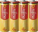 【3/25開始!日替わり10円セール】富士通 アルカリ乾電池 単三形 4本パック LongLife LR6FL ( 4S ) (単三電池4本)( 4976680276805 )※お一人様最大1点限り