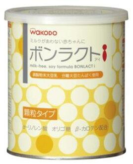 瓦科大廳大豆為基礎的公式 (I) 360 g × 12 件套的嬰兒奶粉不是可溶性顆粒 (嬰兒豆奶)