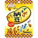 【決算セール】カンロ プチポリ納豆 しょうゆ味 18g (食品 お菓子 納豆 珍味)(4901351054505)※無くなり次第終了