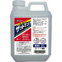 Household Supplies, Stationery - 【送料無料・まとめ買い×3】【業務用】ザウトマン 業務用 2L×3点セット (万能系シミ落とし洗剤)(4943052100099)