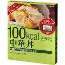 大塚食品 マイサイズ 中華丼 150g レトルト 1食 おいしくて100キロカロリー(食品 レトルト 丼)(4901150100410)※パッケージ変更の場合あり