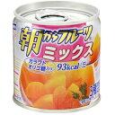 【送料無料・まとめ買い×3】はごろも 朝からフルーツ ミックス 缶詰 ×3点セット(4902560170963)
