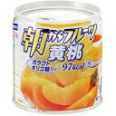 【訳ありアウトレット】はごろも 朝からフルーツ 黄桃 缶詰 190g(食品 果物 缶詰め)(4902560171038)※無くなり次第終了