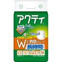 【介護オムツ特売】日本製紙クレシア アクティ パンツ式 Wで消臭長時間 L-LLサイズ 5回吸収 16枚入 ( 4901750802776 )