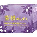 【メーカー直送・代引不可・同梱不可】 【三和通商】 紫根のしずく 保湿クリーム 80g
