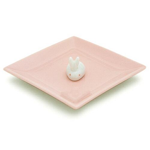 陶器香皿&ウサギ香立