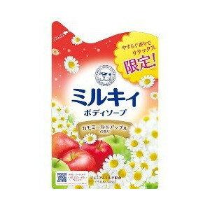 [售罄] 牛奶香皂乳白色身體皂洋甘菊和蘋果香味筆芯美元 430 毫升 (4901525006187)