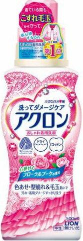 アクロン フローラルブーケの香り 500ml