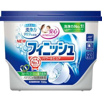 地球製藥完成電力 & 純粉 SP 700 g 洗衣機 (洗衣粉的食物) (4906156500394) * 包裝變化和