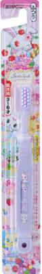 【週末限定!スーパーフライデーSale!12/15〜】 【歯ブラシ】 エビス ジュエルペットハブラシ 3〜6才 1本 子供用歯磨きブラシ ( 4901221860700 )