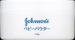 【送料無料】ジョンソン ベビーパウダー 丸缶 140g 微香性 ( 肌あれあせもから守るパウダー ) ×24点セット まとめ買い特価!ケース販売 ( 4901730010344 )