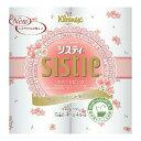 モニター 日本製紙 クレシア クリネックス システィ トイレットペーパー 4901750251109