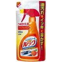 ライオン レンジまわりのルック スプレー つめかえ用 350ml (レンジまわり用強力洗剤 詰め替え)( 4903301142072 )