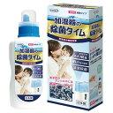 UYEKI 加湿器の除菌タイム 500ml 本体 無香タイプ ( 加湿器の消毒・除菌剤 ) ( 49
