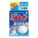小林製薬 ブルーレットおくだけ ブーケの香り ブルーの水 つめ替用 ( 4987072332238 )