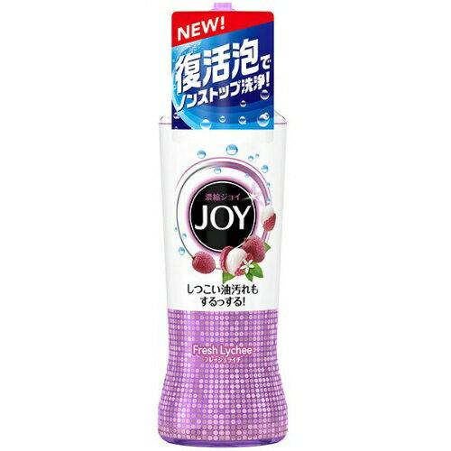 【無くなり次第終了】P&G ジョイコンパクト フレッシュライチの香り 本体 190ml (JOY 台所用洗剤)( 4902430675024 )