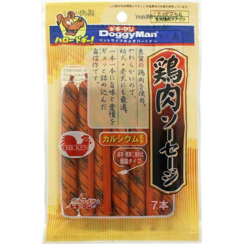 ドギーマン ハヤシ 鶏肉 ソーセージ 7本入