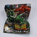 【送料無料・まとめ買い×3】サンタン 恐竜 バスボール 入浴剤 1回分 せっけんの香り 80g (お風呂 入浴剤)×3点セット(4525636200984)