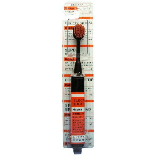 【送料無料・まとめ買い×240】ミニマム minimum ハピカ 電動歯ブラシ 本体 大ブラシ プラス3 ×240点セット(4961691104643)