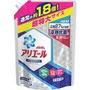 【送料無料・ケース販売】アリエール 洗濯洗剤 液体 イオンパワージェル サイエンスプラス詰め替え 超特大1.26kg×6点セット(4902430752077)※パッケージ変更の場合あり