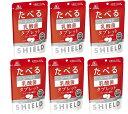 森永 たべる シールド乳酸菌タブレット 33g×6袋セット (食品 シールド乳酸菌)( 4902888229985)※パッケージ変更の場合あり