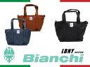 ショッピングビアンキ LBNY04 Bianchi ビアンキ トートバッグ メンズ レディース【日本正規品】【送料無料】【新品】