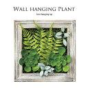 壁を彩るワンランク上のオシャレ空間 フェイクグリーン 壁掛け 人工観葉植物 リビング 玄関 どこでも置ける 葉 緑 インテリア おしゃれ 【AZSPシリーズ】送料864円でどれでも同梱可能!■フェイクグリーン ウォール スクエア
