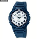 CITIZEN シチズン 腕時計 Q&Q 10気圧防水 メンズ スポーツウォッチ VS18-001 ホワイト
