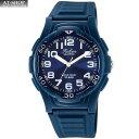 CITIZEN シチズン 腕時計 Q&Q 10気圧防水 メンズ スポーツウォッチ VS18-002 ブルー