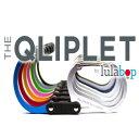 【ポイント10倍】【当店は3000円以上で送料無料】クリプレット(QLIPLET) ピンクキャディー 3個セット