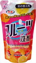 【送料込】リアルメイト ネオポポラ フルーツ洗剤 ポポラクリーン 詰替え 360ml 1個