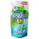【送料込】ロケット石鹸 マイトイレの洗剤 泡タイプ 詰替え 350ml 1個