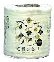 【送料無料】【まとめ買い】【四国特紙】白檀の香り 1R【1ロール】こだわりの高級トイレットペーパーまずはお試し×30個セット