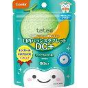 テテオ 口内バランス タブレット DC+ たべごろメロン味 60粒 (4972990157704)