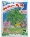 ショッピング猫砂 【送料込】 固まる木製猫砂 ウッディーキコ 7L 1個