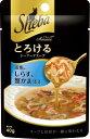 【送料無料】SAM40 シーバ アミューズ とろけるシーフードスープ お魚、しらす、蟹かま添え 40G×96個セット (4902397821847)