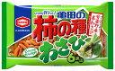 亀田製菓 亀田の柿の種 わさび 6袋詰 182g ×12個セット
