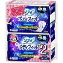 【送料込】ユニ・チャーム ソフィ ボディフィット スーパーナイトガード 10枚入 ×2個パック 1個