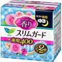 花王 ロリエスリムガード スイートローズの香り 特に多い夜用 40cm 10個入 1個